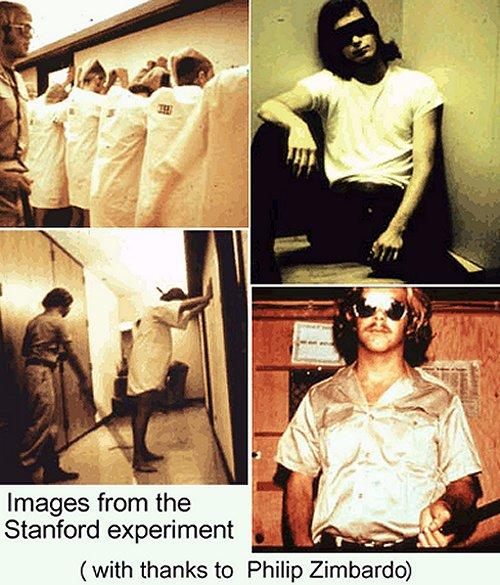 تجربة سجن ستانفورد Stanford Prison Experiment