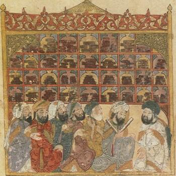 المصدر: ويكيميديا كومنز: يقول البروفيسور في الأدب المقارن أليكساندر كي، لقد قام الباحثون العرب في العصور الوسطى بتطوير فلسفة معقدة للغة من شأنها أن تعلمنا الكثير في عصرنا هذا.